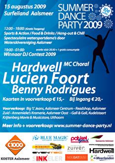 Summer Dance Party 2009 (afbeelding)