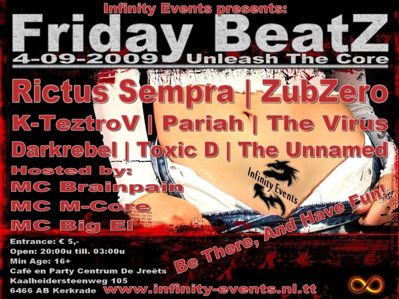 Friday BeatZ (afbeelding)