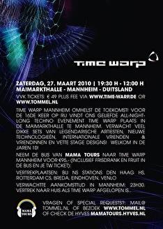 Time warp (afbeelding)