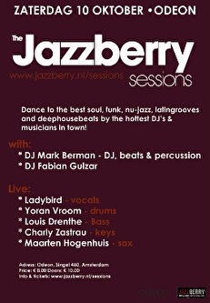The Jazzberry Sessions (afbeelding)