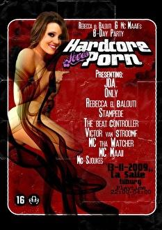 Hardcore loves Porn (afbeelding)