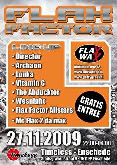 Flax Factor (afbeelding)