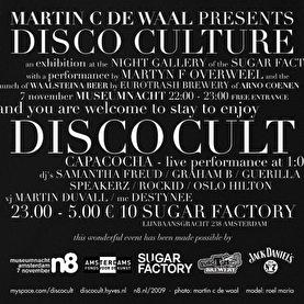 Disco Culture (afbeelding)