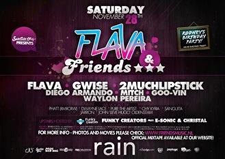 Flava & Friends (afbeelding)