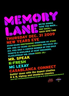 Memory Lane (afbeelding)