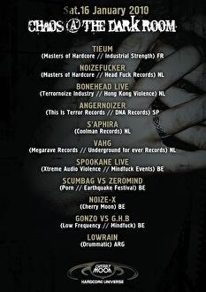 Italian Hardcore Maffia vs Chaos (afbeelding)