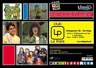 We All Love 80' & 90's (afbeelding)