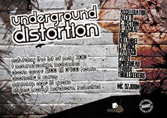 Underground Distortion (afbeelding)