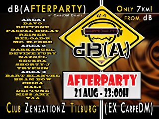 dB(A) Afterparty (afbeelding)