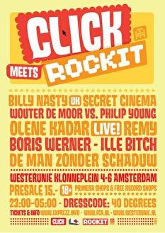 ROCKIT meets Click (afbeelding)