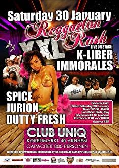 Reggaeton Rush XXL (afbeelding)