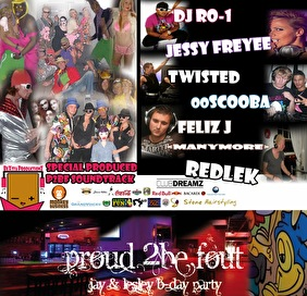 Proud 2Be Fout (afbeelding)