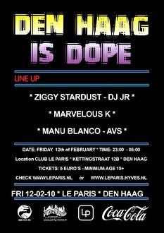 Den Haag is Dope (afbeelding)