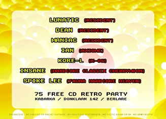 Retro Party (afbeelding)