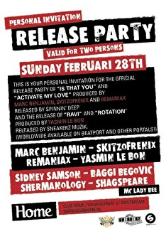 Release Party (afbeelding)