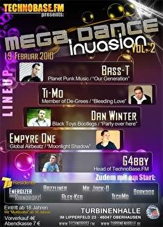 Mega dance invasion (afbeelding)