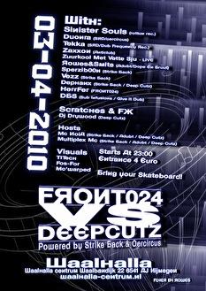Front 024 vs deepcutz (afbeelding)