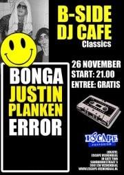 B-Side dj café (afbeelding)