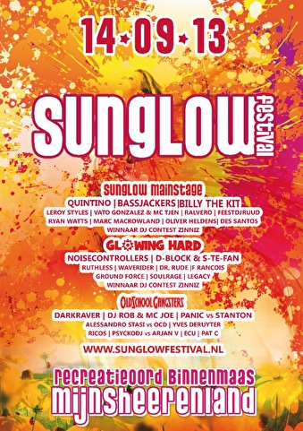 afbeelding Sunglow Festival