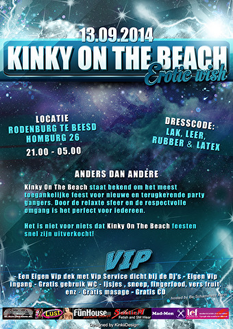 afbeelding Kinky on the Beach