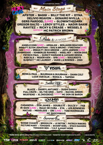 Crazy Sexy Cool Festival (afbeelding)