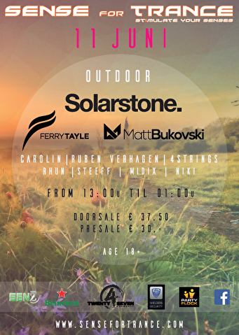 Sense for Trance Outdoor (afbeelding)