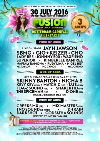 Fusion Rotterdam Carnival Afterparty (afbeelding)