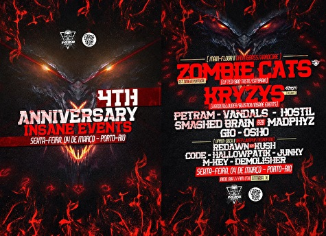 Insane Events 4th Anniversary (afbeelding)