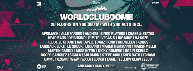 World Club Dome (afbeelding)