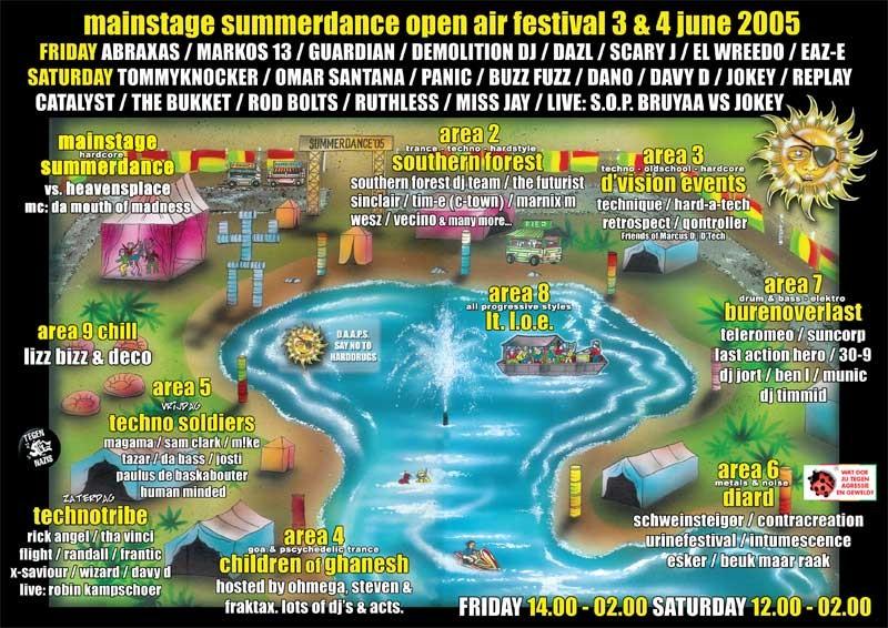 Summerdance 5 (afbeelding)