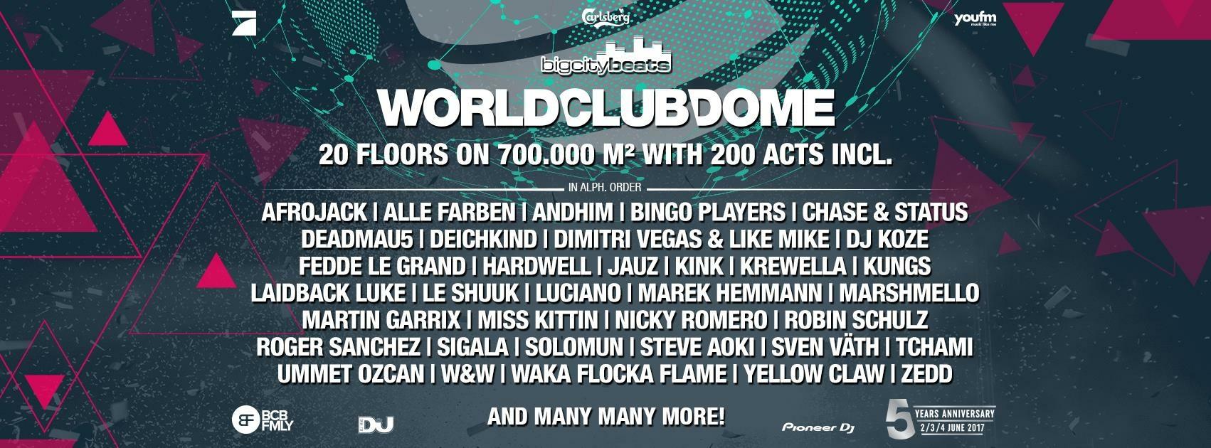 World Club Dome 2 June 2017 Commerzbank Arena Frankfurt Am Main