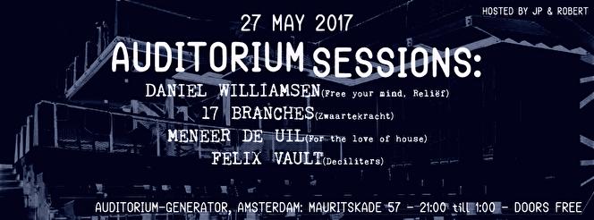 Auditorium Sessions (afbeelding)