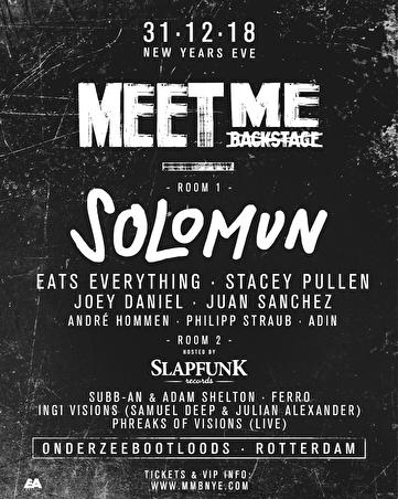 Meet Me Backstage (afbeelding)