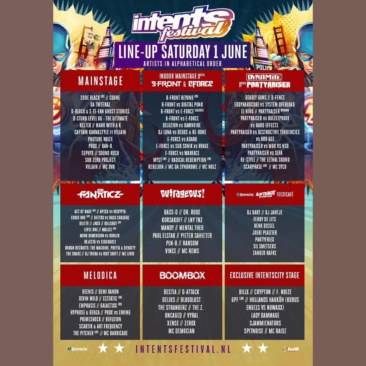 Try These Defqon 1 2019 Lineup Partyflock {Mahindra Racing}