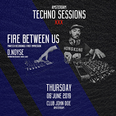 afbeelding Amsterdam Techno Sessions