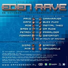 The Eden Rave (afbeelding)