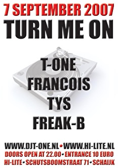Turn me on (afbeelding)