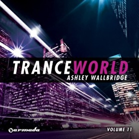 Trance World 11 - Mixed by Ashley Wallbridge (afbeelding)