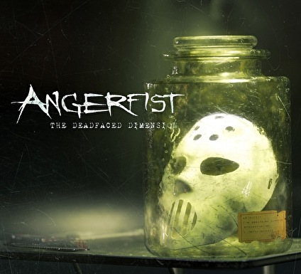Angerfist - The Deadfaced Dimension (photo)