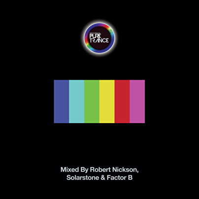 Pure Trance Volume 6 – Mixed by Robert Nickson, Solarstone & Factor B (afbeelding)