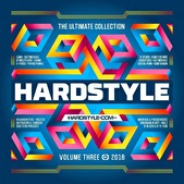 Hardstyle The Ultimate Collection – Volume Three 2018 (afbeelding)
