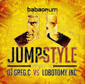 Jumpstyle Part 2 - DJ Greg C vs Lobotomy Inc. (photo)