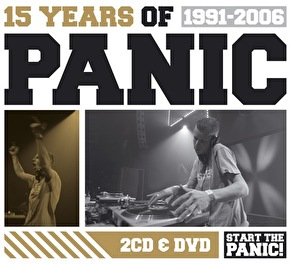 DJ Panic - 15 years of Panic (afbeelding)