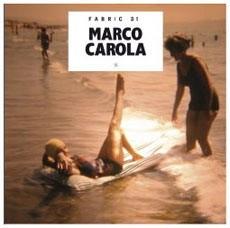 Fabric 31 - Marco Carola (afbeelding)