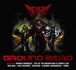 afbeelding Ground Zero 2008 CD&DVD