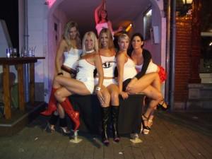 Rotterdam terror corps gogo girls gabber - 1 3